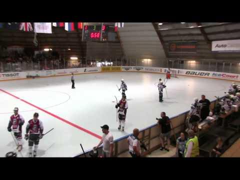 IIHF Inline Hockey WC: Latvia - Argentina