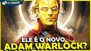 ZAC EFRON VAI SER O ADAM WARLOCK?