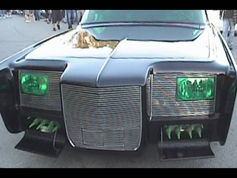 The Green Hornet's Black Beauty - Cool Cars, Hot Cars, Fast Cars