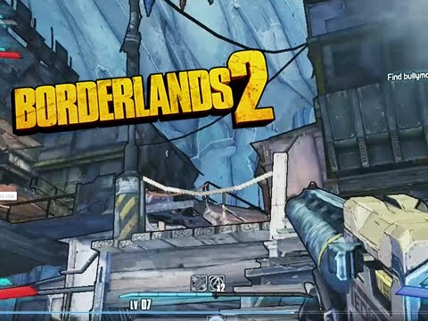 Borderlands 2 Co-op Playthrough Episode 2