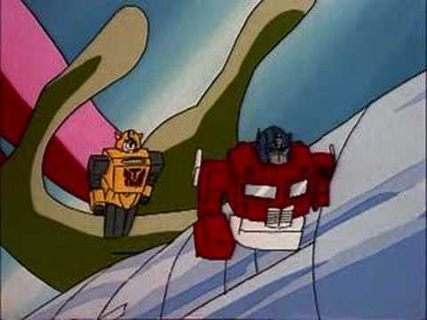 dinobots cartoon