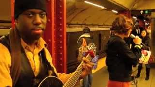 Black Eyed Peas - Just Can't Get Enough NYC (Guitaro5000  & Eliki)
