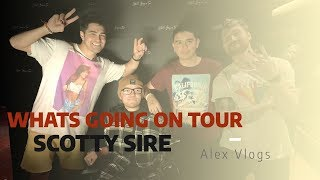 SCOTTY SIRE & TODD SMITH WHATS GOING ON TOUR
