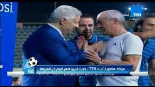 مرتضى منصور: لاعبي الأهلي كلهم زي أولادي والأهلي لعب من غير جامايكا