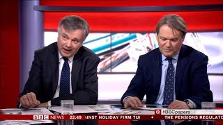 20170228 2240 BBC News   The Papers dtt