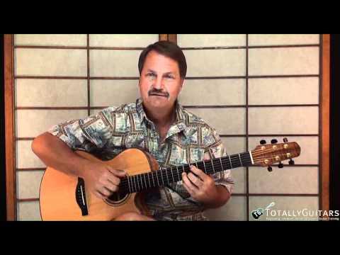 Bell Bottom Blues Guitar lesson - Eric Clapton