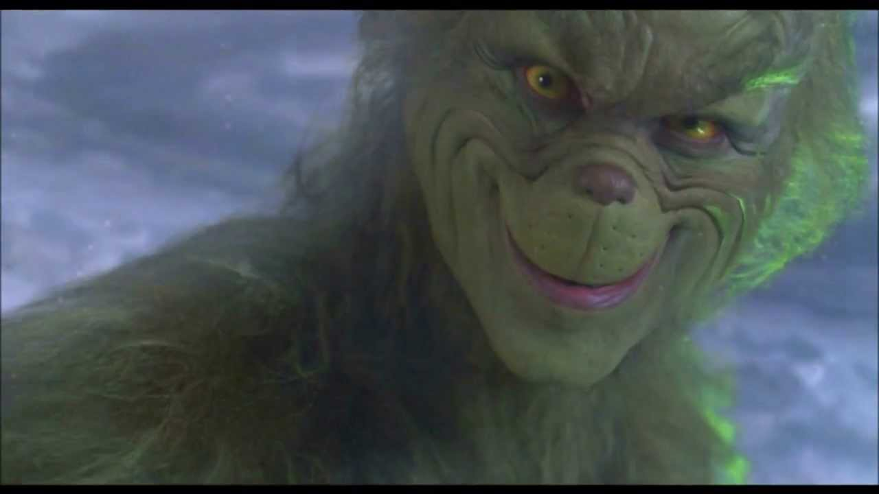 Grinch smile - YouTube