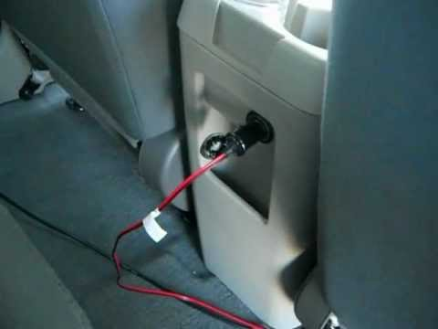 2010 ford escape Ham/CB Radio install