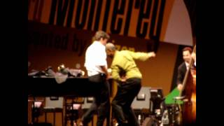 Harry Connick Jr. Dancing- Monterey Jazz Festival 2010