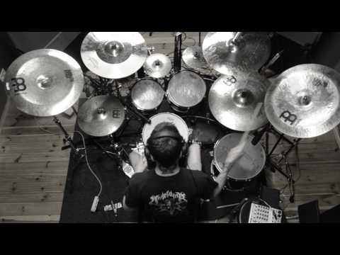 Manipulation - Trample The Weak (Kriss Drum Cam) NEW TRACK!