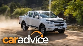 2016 Holden Colorado (Chevrolet S10) LS-X review | CarAdvice