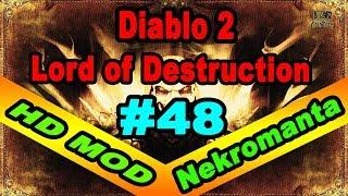 Zagrajmy w Diablo 2 LoD: HD MOD #48 1 dodatkowy ożywieniec