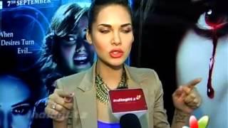 Raaz 3 - Esha Gupta On 'Raaz 3'.