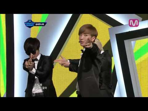 슈퍼주니어_Spy (Spy by Super Junior@Mcountdown 2012.08.09)