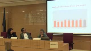 Presentació dels resultats de l'avaluació de les condicions de treball en medi obert. J. Segarra