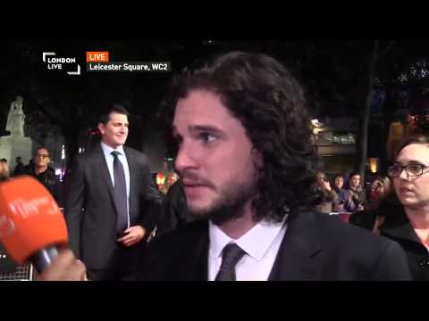 Kit Harington on Testament of Youth, life as a North London boy and WW1