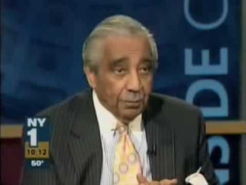 Charles Rangel Equates Tea Party Protesters WIth People Opposed To Civil Rights