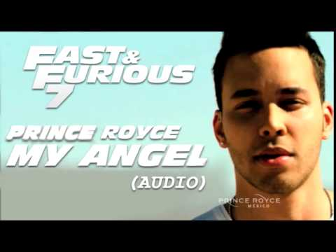 Prince Royce - My Angel (Soundtrack Fast & furious 7)