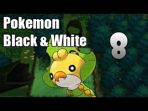 Pokémon Black & White - Episode 8