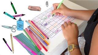 DIY et ASTUCES pour la rentrée ! -Back To School-
