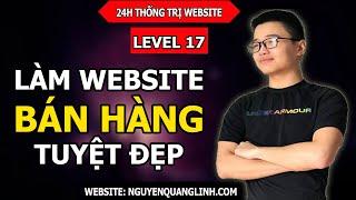 Hướng dẫn làm website bằng wordpress từ A đến Z - Bài 16: Làm website bán hàng tự động chuyên nghiệp