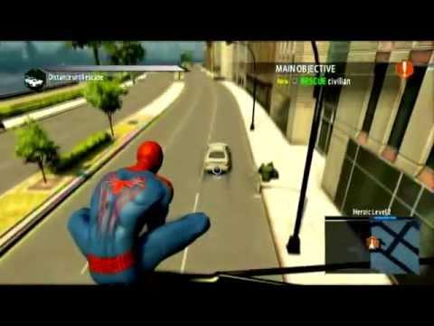 O Espetacular Homem-Aranha 2 - Gameplay #2