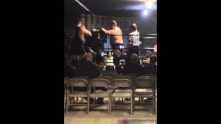 PFCW Rockford BCB vs Mitch Blake and Screwball