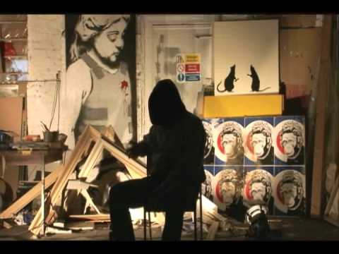 Banksy's Exit Through The Gift Shop video