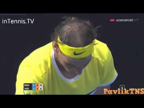 Highlights : Nadal - Verdasco - Australian Open 2016