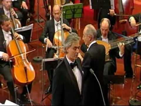 Andrea Bocelli - Vaghissima Sembianza