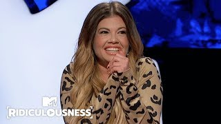 Chanel West Coast Has A Gym Secret Weapon | Ridiculousness