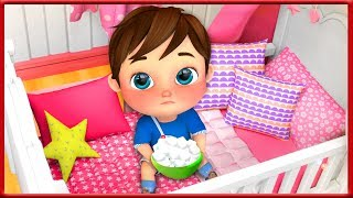 🔴👶 Johny Johny Yes Papa 👶🦈 Baby Shark 🦈🚌 Wheels on The Bus 🚌🎁 Happy Birthday song 🎁 HD