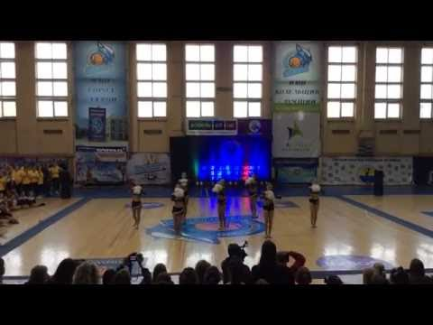Артишок. Cheerleading club Spirit