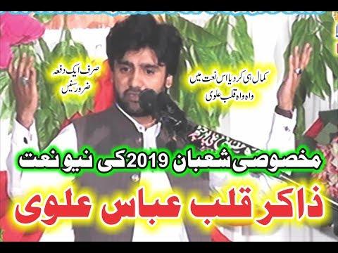 Yadgar New Naat Zakir Malik Qalab Abbas Alvi
