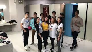 Wobble Up by Chris Brown (Dance cover) #WOBBLEDANCECHALLENGE