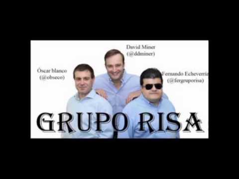 GRUPO RISA: el rap de Enrique Cerezo  (Black eyed peas)