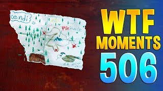 PUBG Daily Funny WTF Moments Highlights Ep 506