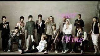 Watch Super Junior The Girl Is Mine video