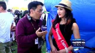 Suab Hmong News:  Ma (Mab) Xiong, 2014 Miss Hmong Universe from Thailand