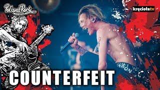 Counterfeit  - pierwszy fragment koncertu #polandrock2018