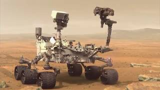 Ancient Organics Discovered on Mars