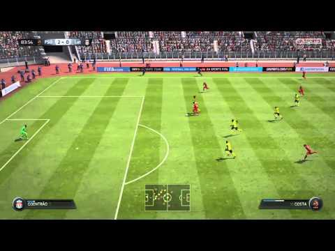 FIFA 15-PLAYER REVIEW-SALVATORE SIRIGU