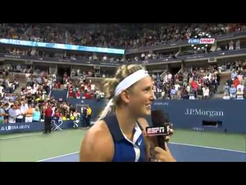 Victoria Azarenka :happy Birthday Gael Monfils video