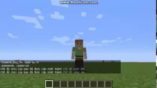 Hướng Dẫn Chuyển Chế Độ Sáng Tạo Sang Sinh Tồn Trong Minecraft