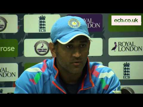 MS Dhoni wants India to put 'tough' Test series behind them ahead of ODI opener