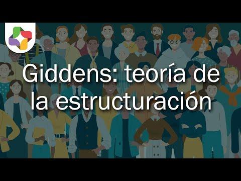 Anthony Giddens: La teoría de la estructuración - Sociología - Educatina