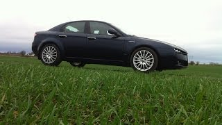 Alfa Romeo 159 2.4 JTDm and Suzuki GSX 250! 100 SUBSCRIBER SPECIAL!