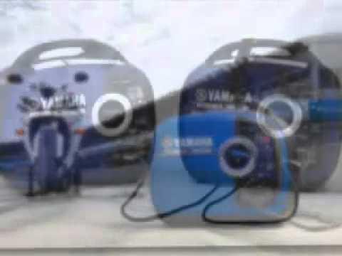 Yamaha EF2000iS 2,000 Watt 79cc OHV 4 Stroke Gas Powered Portable Inverter Generator