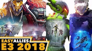 Anthem - Easy Allies Impressions Round 4 - E3 2018