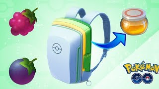 NEW ITEMS COMING TO POKEMON GO SOON! BAG UPGRADE TO 2000 ITEMS!
